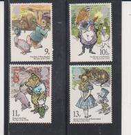 Great Britain 1979 International Year Of The Child Scott # 867 -870 MNH - 1952-.... (Elizabeth II)