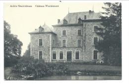 CPA - AUBIN NEUFCHATEAU - Château Wordemont    // - Dalhem