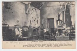 Poperinge, Poperinghe, bombardement ziekenzaal van het O.L.V gasthuis (pk22444)