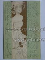 Ukraine 104 Czernowitz Lwow Postmark Kirchner Raphel Art Deco - Ucraina