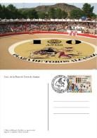 Spain 2014 - Special Postmark Postcard - Centenario De La Plaza De Toros De Alcañiz - Fiestas