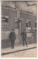 Poperinge, Poperinghe, Bruggestraat, mirakelhuis, oorlog 1914-1918 (pk22452)