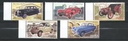 Malta 2003 Vintage Cars.MNH NEUF - Malte
