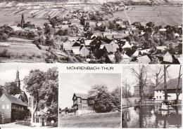 AK Möhrenbach - Thüringen - Mehrbildkarte - Bahnhofshotel Zum Langen-Berg (17549) - Gehren