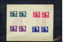 Jugoslawien / Yugoslavia / Yougoslavie 1945 Scarce Postmark Women Congress Sarajevo - 1945-1992 Repubblica Socialista Federale Di Jugoslavia