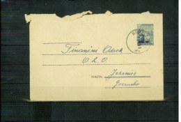 Jugoslawien / Yugoslavia / Yougoslavie  Postal Stationery Letter 3 - 1945-1992 República Federal Socialista De Yugoslavia