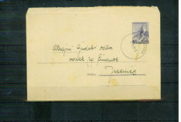 Jugoslawien / Yugoslavia / Yougoslavie  Postal Stationery Letter 5 - 1945-1992 Socialist Federal Republic Of Yugoslavia