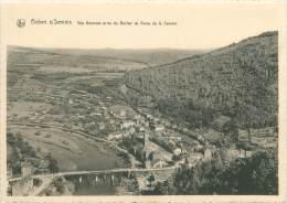 CPM - BOHAN S/SEMOIS - Vue Générale Prise Du Rocher De Dame De La Semois - Zonder Classificatie