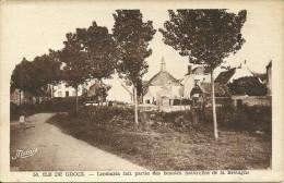 GROIX - LOCMARIA Fait Partie Des Beautés Naturelles De La Bretagne                              -- Nozais 50 - Groix