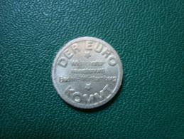 Germany Deutschland EURO Token - Allemagne