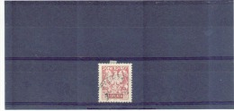 POLEN , Poland , 1950 , Oo , Used , Gestempelt , Mi.Nr. Portomarke 117 - Postage Due