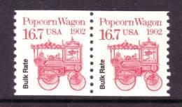 U.S. 2261X2    **  POPCORN WAGON - Coils & Coil Singles