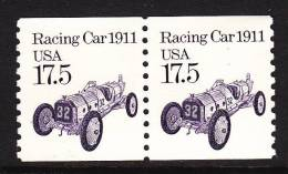 U.S. 2262X2     **   RACING CAR - Coils & Coil Singles