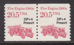 U.S. 2264X2     **   FIRE ENGINE - Coils & Coil Singles