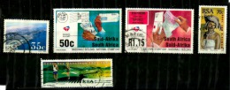RSA Scott N° 844.892.895.945.951..oblitérés - South Africa (1961-...)