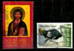 RSA Scott N° .1341.1373.oblitérés - Südafrika (1961-...)