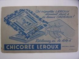 Ancien Carton LOTO - Publicité - SANAL Ses Vins Ses Cafés - SANALOTO - CHICOREE LEROUX - Publicités