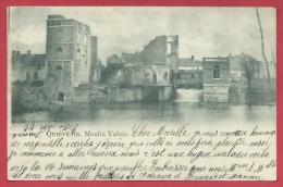 Quiévrain - Le Moulin Valois - Précurseur 1900 ( Voir Verso, Cachet Spécial ) - Quiévrain