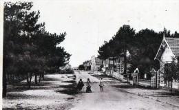 [85] Vendée> Non Classés Lacanau Ocean Avenue De La Gare - Unclassified