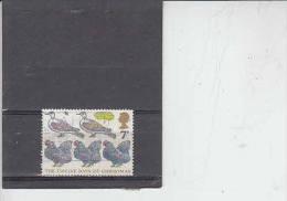 GRAN BRETAGNA 1977  - Unificato  840 - Fauna - Uccelli - Natale - 1952-.... (Elisabetta II)