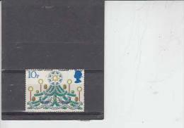 GRAN BRETAGNA 1980  - Unificato  959 - Natale - Albero - 1952-.... (Elisabetta II)