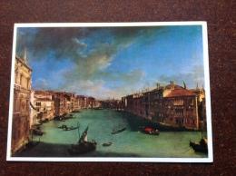 64 - VENEZIA CANALETTO Il Canal Grande Verso Rialto - - Paintings
