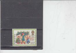 GRAN BRETAGNA 1982  - Unificato  1063 - Natale - Infanzia - 1952-.... (Elisabetta II)