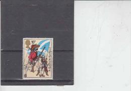 GRAN BRETAGNA 1983 - Unificato  1094 - Unifor - Divise Militari - 1952-.... (Elisabetta II)