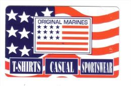 Original Marines 1000 Lire Cod.schede.047 - Italia