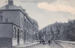 SCLAYN - LA  RUE  DU  PONT - Belgique