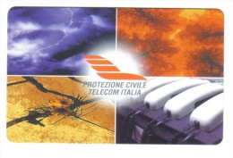 Protezione Civile 2000 Lire Cod.schede.049 - Italia