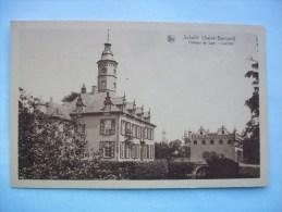 Réf: 59-20-11.           SCHELLE    ( Saint-Bernard )  Château De Laer - Laerhof.  ( Teinte Bistre ). - Schelle