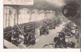 PARIS HOTEL DES MONNAIES 23 ATELIER DES MEDAILLES 1921 - Petits Métiers à Paris