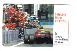 Ferrari 15000 Lire Nuova Cod.schede.052 - Public Advertising