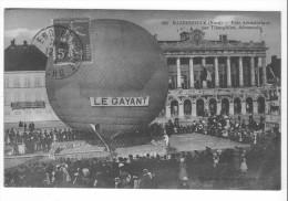 """Hazebrouck (59) - Ballon """"Le Gayant"""". Bon état, A Circulé. - Hazebrouck"""