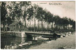 Turnhout Brug 2, Nieuwe Vaart (pk21264) - Turnhout