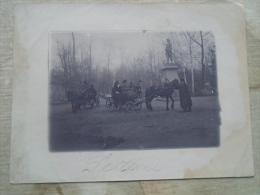 Old Photo - SEDAN - Ca 1910  KA336.16 - Old Paper