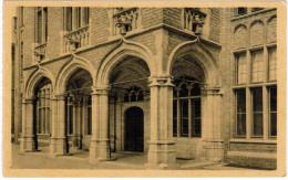 Turnhout Gesticht H Graf, Hoofdportiek Van Het Kostschoolgebouw (pk21270) - Turnhout