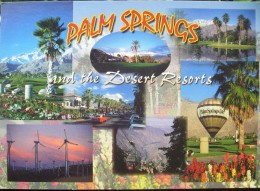 Palm Springs And The Desert Resorts - Palm Springs