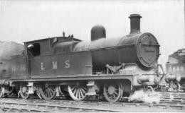 L&Y 2-4-2T Locomotive Newton Heath Railway MPD - Railway