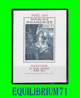 BL25** (429A) - Noël 1971 / Kerstmis 1971 - RWANDA - 1970-79: Neufs