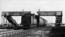 LNWR Coal Tank Locomotive Earlstown Warrington Train 1947 - Railway