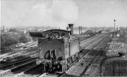 LNWR Coal Tank Locomotive Ellenbrook 1947 View - Railway
