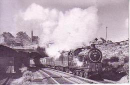Locomotive Class N7/5 Holloway Bank Kings Cross Train - Railway