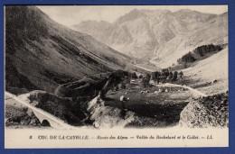 04 UVERNET FOURS Col De La Cayolle, Route Des Alpes, Vallée Du Bachelord Et Le Collet - France