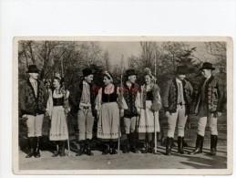 Székely  Népviselet  Costum  Volkstracht National Dress - Ungheria