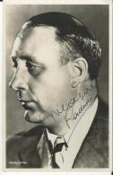 Marcel Laporte, Dédicacée - Célébrités