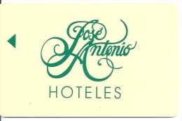 HOTEL JOSE ANTONIO CUSCO PERU  llave clef card keycard karte