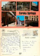 Eureka Springs, Arkansas, United States US Postcard Posted 1979 Stamp - Etats-Unis
