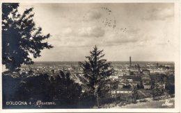Fotokarte  BOLOGNA - Panorama, 1925 Nach STEINWIESEN - Bologna